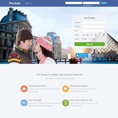 socialengine dating tema